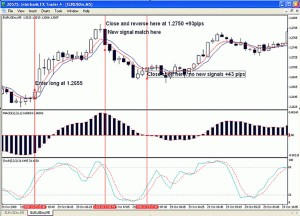 forex strategy strength