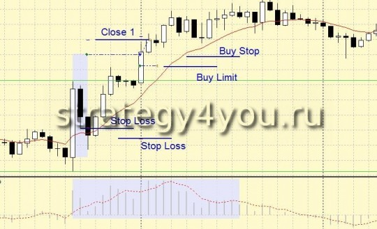 "Forex Strategy ""Inside Bar"""